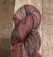 acid-dyed yarn